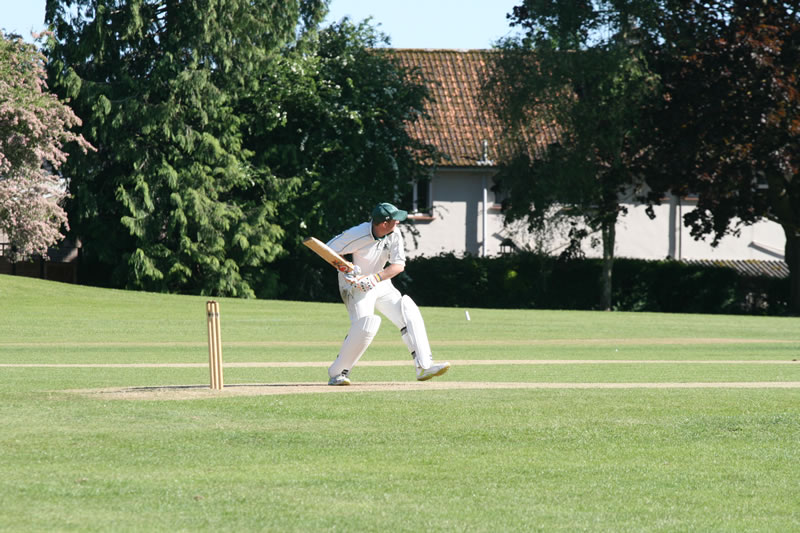 Wellington 2nd XI v Kilve 1st XI – Match Report for 26th May 2012