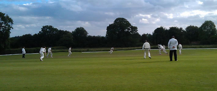 Horrington v Kilve 1st XI – Match Report for 15th June 2013