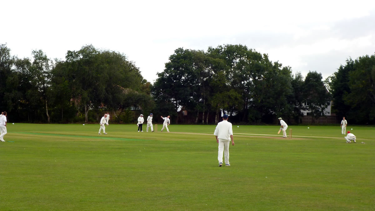 Kilve 1st XI deliver a dream all-round performance against North Newton