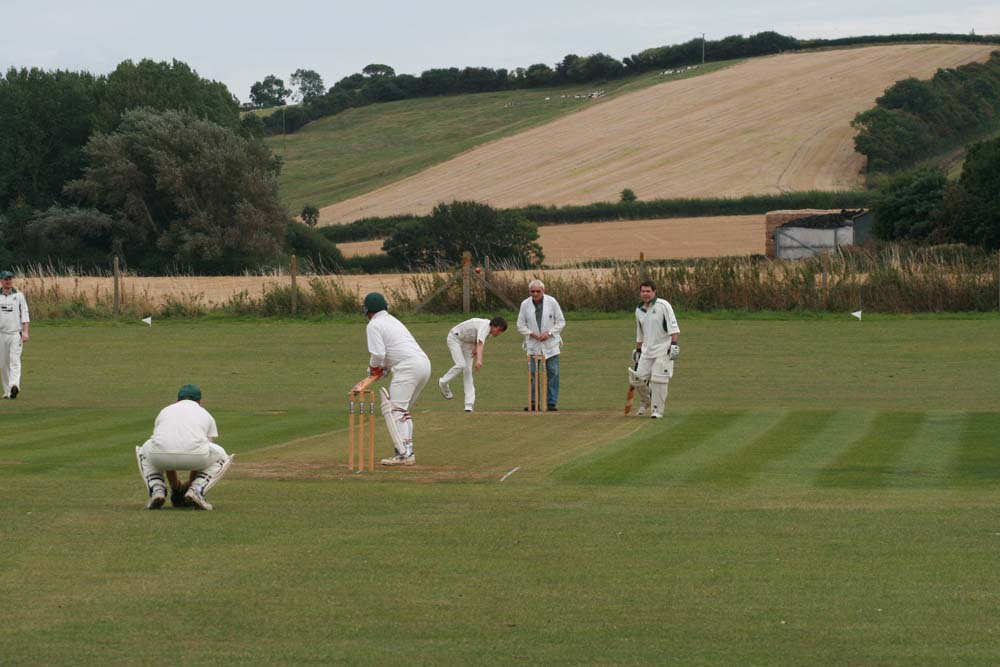Kilve Select XI v President's XI match report for 24th August 2014